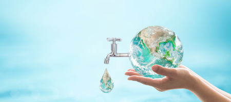 Water consumption reduction